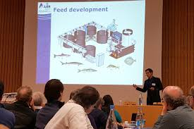 aller aqua s news news about fish feed for aquaculture the topic for the presentation was the challenges facing r d when developing and delivering optimal fish feed to diverse markets