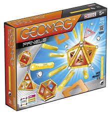 Магнитный <b>конструктор GEOMAG Panels 50</b> деталей 461: купить ...