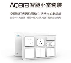 MIJIA <b>Aqara Smart</b> Bedroom Set: управляй «умным» домом прямо ...