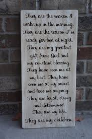 they are my children they are my kids wooden sign by krazydaizy 3900 calm casa kids