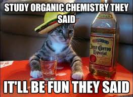 Chemistry Cat Quotes. QuotesGram via Relatably.com