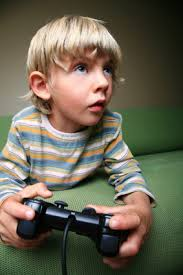 Kid Playing Game - kid_playing_game