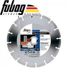 <b>Fubag</b> Universal Pro <b>Алмазный диск</b> Professional <b>115х22.2мм</b> ...