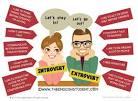 extrovertive
