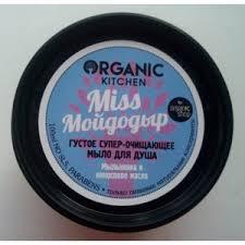 <b>Густое мыло</b> Organic kitchen Супер-<b>очищающее</b> MISS Мойдодыр ...
