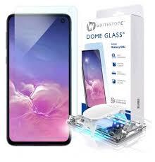 <b>Защитное стекло Whitestone</b> Dome для Samsung Galaxy S10e ...