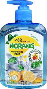 Купить <b>Жидкость для мытья посуды</b> Norang Лимон 500мл с ...