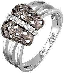 Золотые <b>кольца Кольца Kabarovsky</b> 11-11031-1000 за 22 780 руб ...