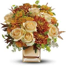 <b>Autumn</b> Romance <b>Bouquet</b> arranged by a florist in Hicksville, NY ...