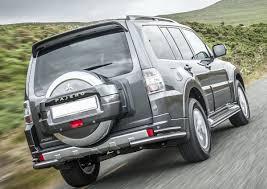 <b>Защита заднего бампера d76</b>+d42 уголки Rival Mitsubishi Pajero ...