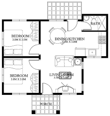 Small houses  Small house design and Modern house design on PinterestFree Small Home Floor Plans   small house designs shd