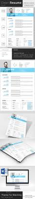 best ideas about simple resume resume design cv simple resume cv template vector eps ai illustrator ms word