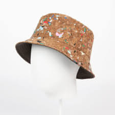 <b>Панама KANGOL</b> Cork Bucket (Cork Paint, XL) | 3amed.ru