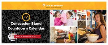 gold medal products company linkedin to help this concession stand countdown calendar breaks down the schedule and duties into a manageable step by step process lnkd in ews7rpv