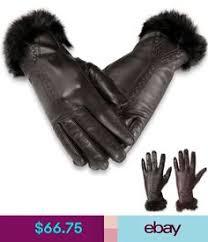 <b>Genuine Leather Gloves</b> Women Winter Plus Velvet Thicken ...