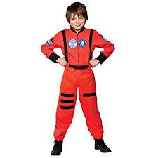 Mission To Mars <b>Astronaut</b> - <b>Kids Costume</b> 5 - 7 years: Amazon.co ...