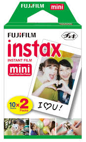 <b>Fujifilm</b> Colorfilm Instax Mini (<b>10</b>/<b>2PK</b>) картридж — купить в ...