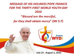 Billedresultat for world youth day 2016