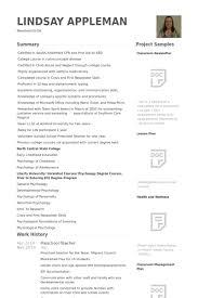 resume for preschool teachers   galidia i    m a secret resume drinkerpreschool teacher resume samples visualcv database