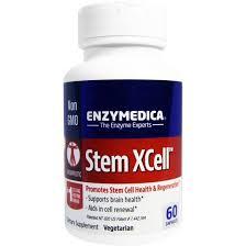Enzymedica <b>Stem XCell</b>, <b>60 Capsules</b> (ENZ-28050). Купить ...