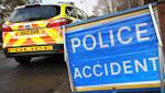 M20 crash caused lane closures