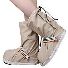 Eagsouni Rain Shoes Cover Waterproof Anti-Slip Bike ... - Amazon.com