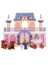 <b>Игровой набор</b> Fantasy <b>Palace</b>-дворец с каретой и предметами ...