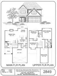Small House Plans and Floor PlansView Larger »