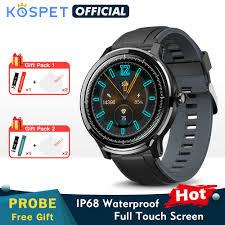 <b>KOSPET Vision</b> 3GB 32GB Smart Watch Men <b>Dual</b> Camera Sport ...