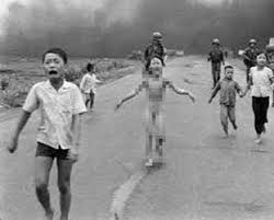 Image result for massive bombardments with chemical warfare in North Vietnam.