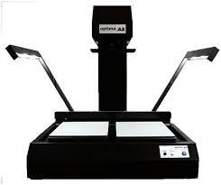 Сканер <b>Optima А2</b> 51PP бюджетный - описание, характеристики