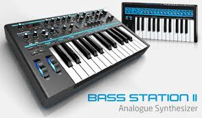 MusikMesse 2013: <b>Novation Bass Station</b> II - аналоговый ...