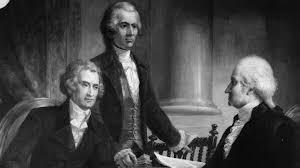 「Vice President Aaron Burr and Hamilton」の画像検索結果
