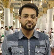 TV host Aamir Liaquat Hussain - aamit-300x0