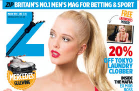 The title, which primarily features sport, betting content and topless models, was launched at the beginning of March by Paul Baxendale-Walker's Blue ... - Screen%2520shot%25202013-05-17%2520at%252016.48.56
