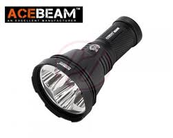 ACEBeam X65 <b>Mini</b> 5x Cree XHP35 HI <b>LED 12000lm</b> 1407m ...