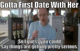 Creepy First Date Meme - creepy first date meme , Meme Bibliothek via Relatably.com