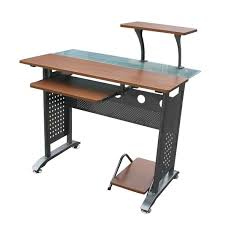 cool computer desk for imac amazing computer furniture design wooden computer