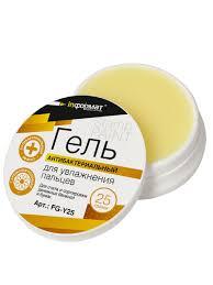 <b>Гель для увлажнения пальцев</b> антибактериальный InФормат ...