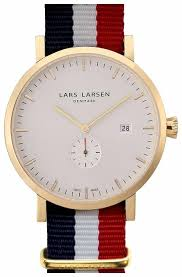 Наручные <b>часы Lars Larsen</b> 131GWAN — купить по выгодной ...