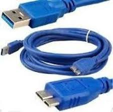 Terabyte USB 3.0 Data <b>Cable Cord</b> for Wd My Book Passport ...