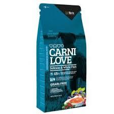 <b>Brit Carni Love Salmon</b> & Fish 12kg | <b>Salmon</b> fish, <b>Salmon</b>, Dish ...