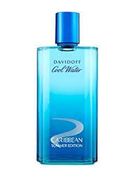 <b>Davidoff Cool Water Caribbean</b> Summer Edition Eau De Toilette ...