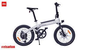 Xiaomi <b>HIMO C20 Electric</b> Power Bicycle. - YouTube