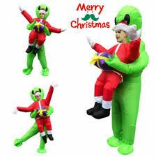 Polyester <b>Inflatable Costume Alien</b> Unisex Fancy <b>Dress</b> for sale | eBay