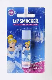 <b>Lip Smacker Disney</b> Princess Cinderella <b>Sparkle Lip Balm</b>, Vanilla ...