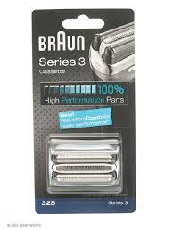 <b>Braun Сетка</b> + режущий блок 32S Series3 MicroComb <b>Braun</b> ...