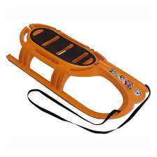 <b>Санки KHW Snow Tiger</b>, оранжевый — купить в интернет ...