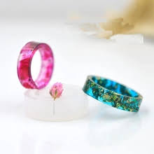 11.11_Double ... - Buy resin ring and get free shipping on AliExpress