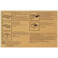 Характеристики Картридж лазерный <b>Panasonic UG</b>-<b>3313</b> ...